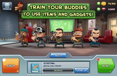 Baixe Battle Buddies gratuitamente para iPhone, iPad e iPod.