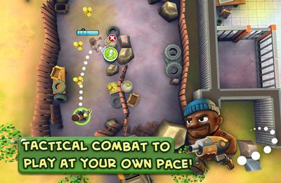Screenshots vom Spiel Battle Buddies für iPhone, iPad oder iPod.