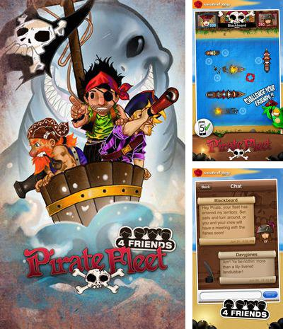 In addition to the game Bridge The Gap for iPhone, iPad or iPod, you can also download Battle by Ships - Pirate Fleet for free.