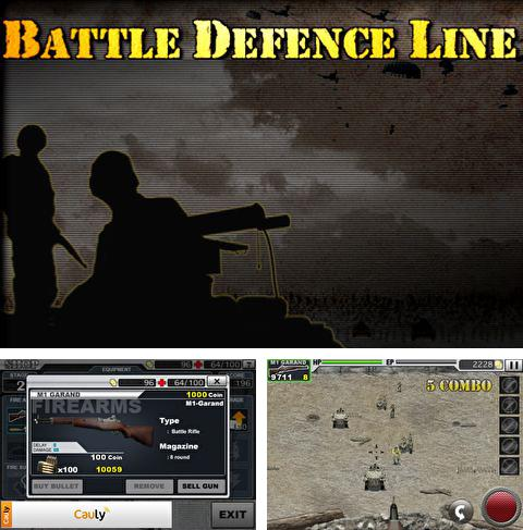 Kostenloses iPhone-Game Battle Defence Line See herunterladen.