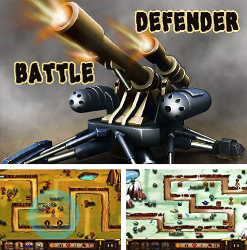Download Battle: Defender iPhone free game.
