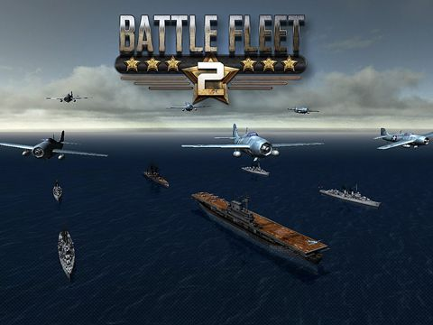 Battle fleet 2: World war 2 in the Pacific
