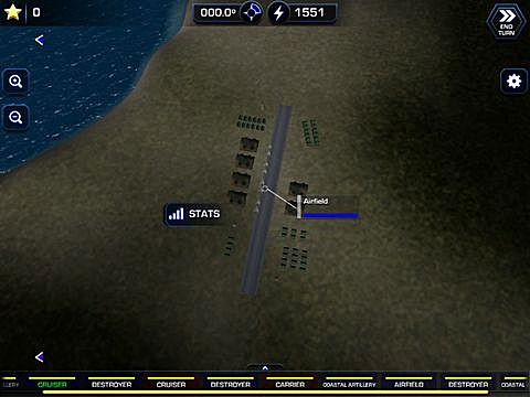 Kostenloser Download von Battle fleet 2: World war 2 in the Pacific für iPhone, iPad und iPod.