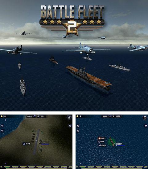 Zusätzlich zum Spiel Icarus-X für iPhone, iPad oder iPod können Sie auch kostenlos Battle fleet 2: World war 2 in the Pacific, Kampfflotte 2: Zweiter Weltkrieg im Pazifik herunterladen.
