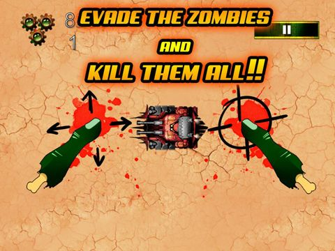 下载免费 iPhone、iPad 和 iPod 版Battle for New Texas: Zombie outbreak。