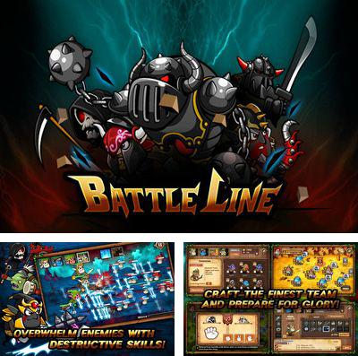 In addition to the game Spectromancer for iPhone, iPad or iPod, you can also download Battle Line for free.
