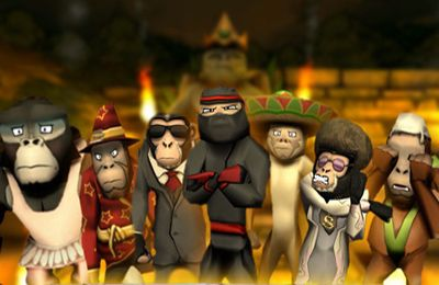 Free Battle Monkeys download for iPhone, iPad and iPod.