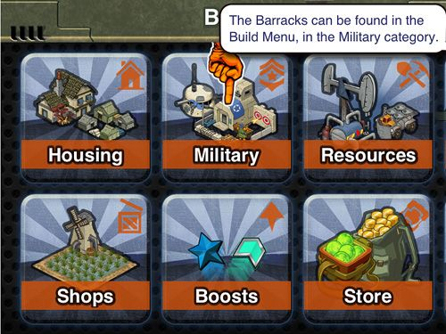 Download Battle nations iPhone free game.