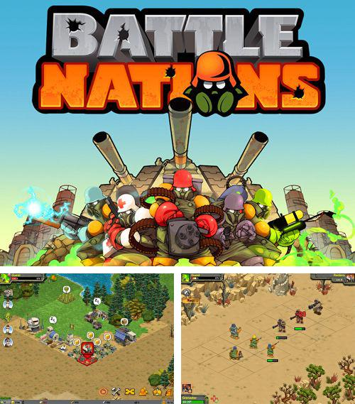 In addition to the game Forest spirit for iPhone, iPad or iPod, you can also download Battle nations for free.