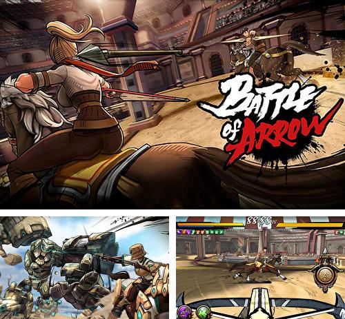 Baixe o jogo Battle of arrow para iPhone gratuitamente.