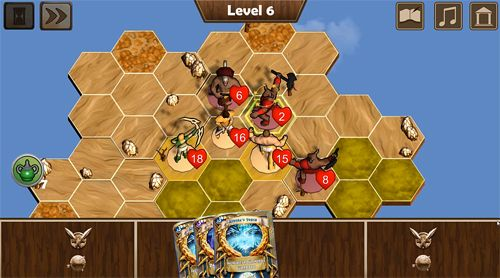 Download Battle of gods: Ascension iPhone free game.