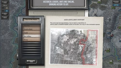 Download Battle of the Bulge iPhone free game.