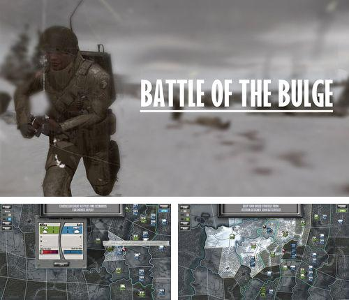 In addition to the game Stick tennis: Tour for iPhone, iPad or iPod, you can also download Battle of the Bulge for free.