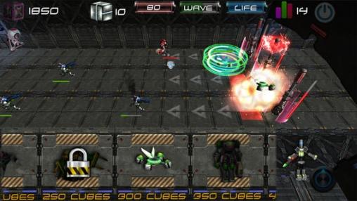 Download Battle Of The Machines Pro iPhone free game.