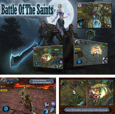 In addition to the game Hired Gun 3D for iPhone, iPad or iPod, you can also download Battle Of The Saints for free.