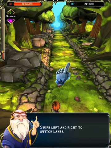 Гра Battle quest: Rise of heroes для iPhone
