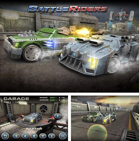 In addition to the game Cliffed for iPhone, iPad or iPod, you can also download Battle riders for free.