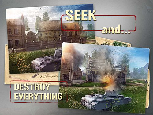 Screenshots vom Spiel Battle supremacy für iPhone, iPad oder iPod.