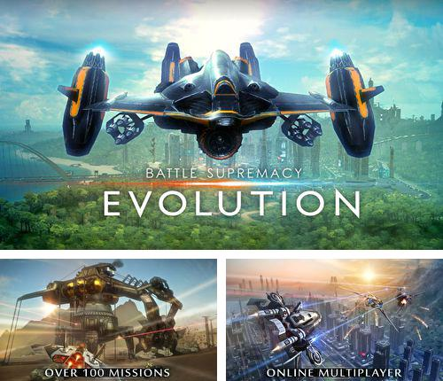 In addition to the game Evilas for iPhone, iPad or iPod, you can also download Battle supremacy: Evolution for free.