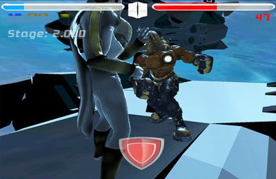 Capturas de pantalla del juego Battle Universe para iPhone, iPad o iPod.