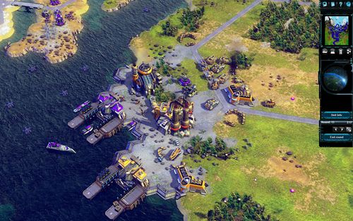 Download Battle worlds: Kronos iPhone free game.