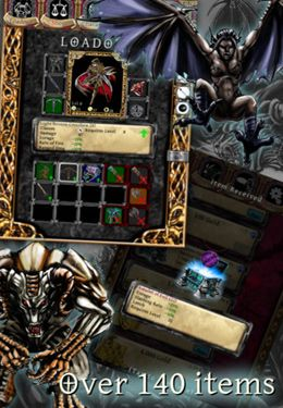 Screenshots vom Spiel Battlebow: Shoot the Demons für iPhone, iPad oder iPod.
