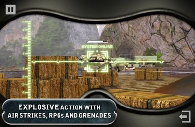 Download Battlefield 2 iPhone free game.