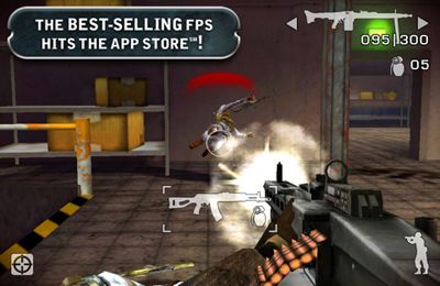 Descarga gratuita de Battlefield 2 para iPhone, iPad y iPod.