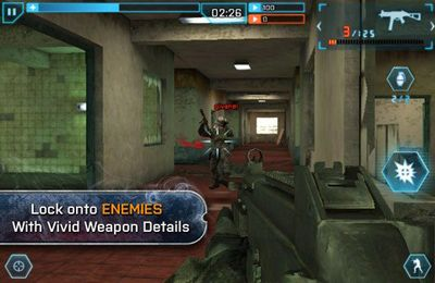 下载免费 iPhone、iPad 和 iPod 版Battlefield 3: Aftershock。