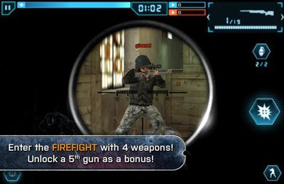 Screenshots of the Battlefield 3: Aftershock game for iPhone, iPad or iPod.
