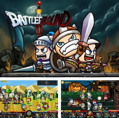 In addition to the game Baby Ninja for iPhone, iPad or iPod, you can also download Battleground for free.