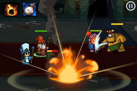 Descarga gratuita de Battleheart para iPhone, iPad y iPod.