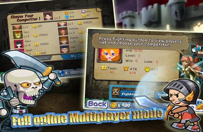Download Battleland: Honor of Arena iPhone free game.