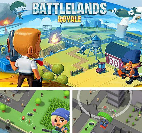 In addition to the game Teeny titans for iPhone, iPad or iPod, you can also download Battlelands royale for free.