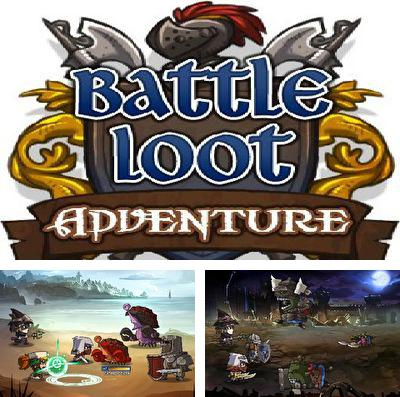In addition to the game F1 Race stars for iPhone, iPad or iPod, you can also download Battleloot Adventure for free.