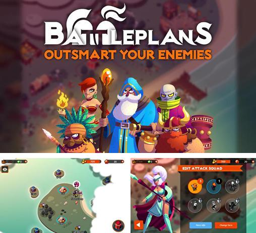 In addition to the game Robber Rabbits! for iPhone, iPad or iPod, you can also download Battleplans for free.
