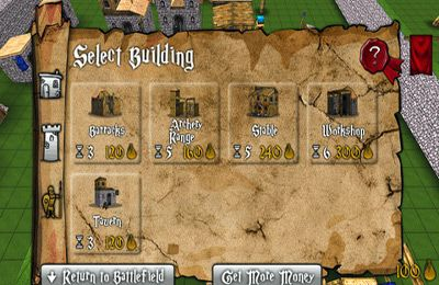 Download Battles And Castles iPhone free game.