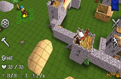 Free Battles And Castles download for iPhone, iPad and iPod.