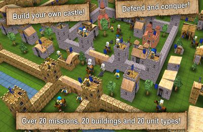 Écrans du jeu Battles And Castles pour iPhone, iPad ou iPod.
