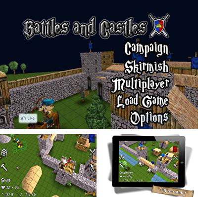 In addition to the game New York 3D Rollercoaster Rush for iPhone, iPad or iPod, you can also download Battles And Castles for free.