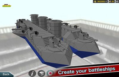 Free Battleship Craft download for iPhone, iPad and iPod.