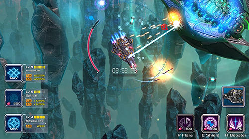 Free Battleship lonewolf: TD space download for iPhone, iPad and iPod.