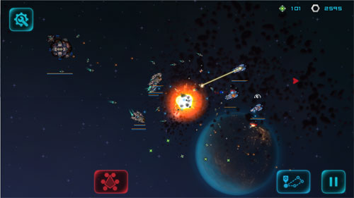 Free Battlestation: Harbinger download for iPhone, iPad and iPod.