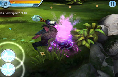 Descarga gratuita de Battlestone para iPhone, iPad y iPod.