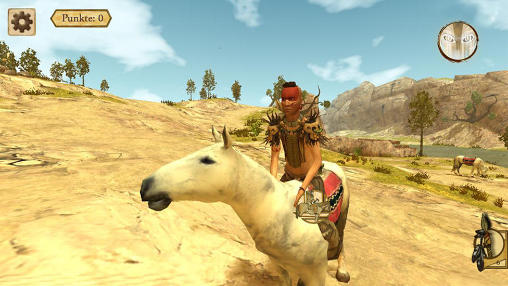 Screenshots vom Spiel Be red cloud für iPhone, iPad oder iPod.