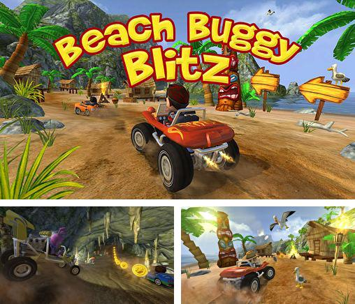 In addition to the game Doodle battle city for iPhone, iPad or iPod, you can also download Beach buggy blitz for free.