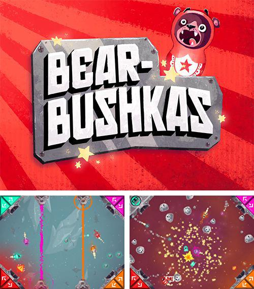 In addition to the game Monster Island for iPhone, iPad or iPod, you can also download Bearbushkas for free.