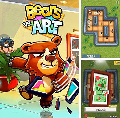 In addition to the game Motor Stunt Xtreme for iPhone, iPad or iPod, you can also download Bears vs. art for free.