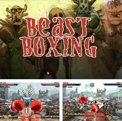 In addition to the game CrazX Quad for iPhone, iPad or iPod, you can also download Beast Boxing 3D for free.