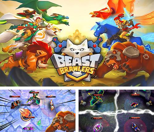 In addition to the game Ultra Jump for iPhone, iPad or iPod, you can also download Beast brawlers for free.